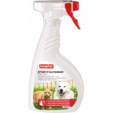 Beaphar STOP IT EXT SPRAY 400ML/ Отпугивающий спрей для собак вне дома, 400мл (арт. DAI14177)