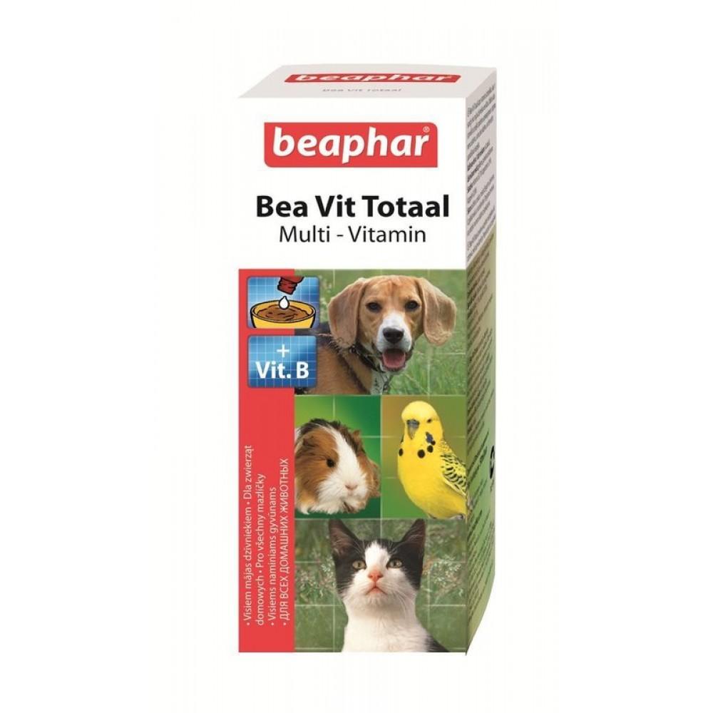 Beaphar Bea Vit Totaal Кормовая добавка для кошек 50 мл (арт. DAI12620)