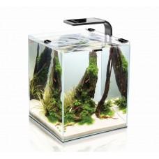 AQUAEL аквариумы для рыб квадратные, черные SHRIMP SET SMART 2