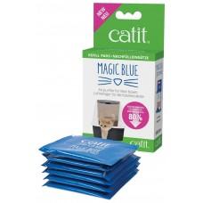 CATIT Сменные вкладки для фильтра Magic Blue (арт. ХЭП 44306W)