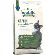 Bosch Adult Sanabelle Grande - корм для взрослых кошек крупных пород (мейн-кун, британская)