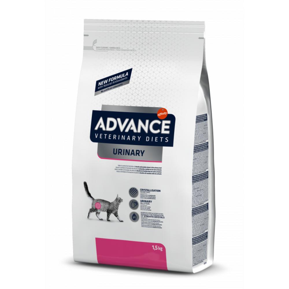 Advance Urinary - лечебный корм для кошек с мочекаменной болезнью
