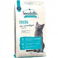 Bosch Adult Sanabelle Dental - корм для профилактики заболеваний зубной системы кошек и котов