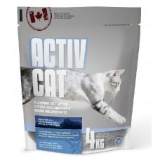 Canada Litter ActivCat комкующийся наполнитель с ароматом альпийской свежести из бентонита