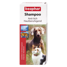 Beaphar BEA SHA ANTI ITCH 200ML/ Шампунь против зуда для собак, 200мл (арт. DAI15292)