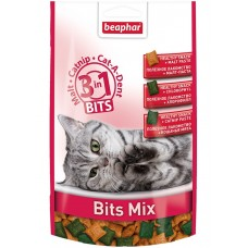 Beaphar Подушечки Bits Mix для кошек и котят (арт. DAI11889)