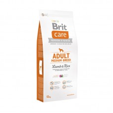Brit Care Adult Medium Breed Lamb & Rice - для взрослых собак средних пород, ягненок с рисом