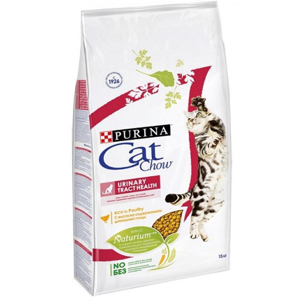 Cat Chow Urinary - корм для кошек для здоровья мочевыводящих путей