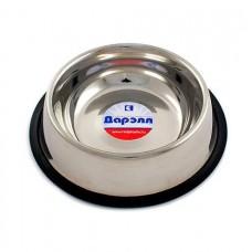 Redplastic Миска металлическая на резинке 0,7 л (арт. 1032)