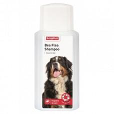 Beaphar Flea shampoo 200ML / Шампунь от блох, клещей, вшей, 200мл (арт. DAI13260)