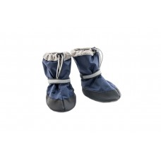 Обувь для собаки утеплённая тёмно-синего цвета, несколько вариантов (2 ботинка) Дарелл