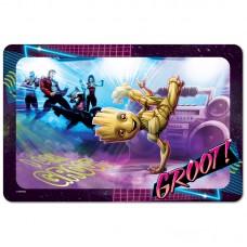 Triol-Disney Коврик под миску для собак Marvel Стражи галактики, 43x28 см. ( ТР 30211018)