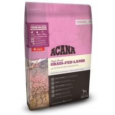 ACANA GRASS-FED LAMB - корм для собак с чувствительным пищеварением (ягненок)