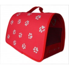 Dogman Сумка-переноска Лира №1 для собак, (разные цвета) 35х23х22 см (арт. TYZ D35, TYZ D36)