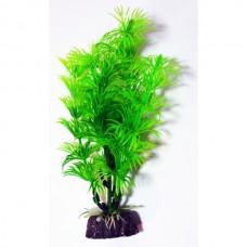 AQUAEL Пластиковое растение для аквариума AP-005, 20 см. (арт. TYZ201484)