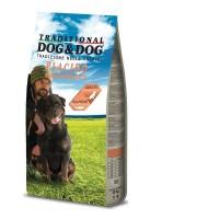 Dog&Dog Placido Mantenimento - сухой корм для собак с лососем
