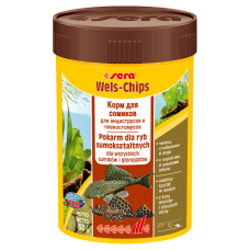 SERA Catfish Chips - чипсы для донных рыб (арт. TYZ 513, 510)
