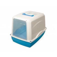 Georplast Туалет Vicky для дом. питомца toilet with filter, 54 x 39 x 39 см (арт. TYZ 10582)