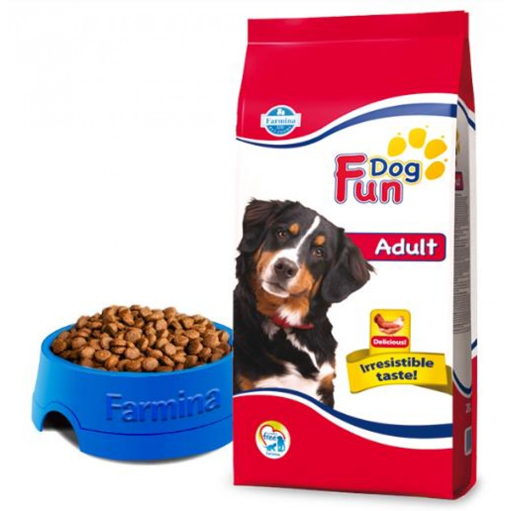 Farmina FUN DOG ADULT Корм для взрослых собак с курицей