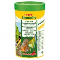 SERA Корм гранулы для выращивания всех видов мелких рыб ImmunPro, 10 л. (арт. TYZ 44540)