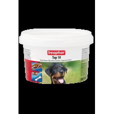 Beaphar TOP 10 dog - Комплекс 10-ти витаминов и минералов для собак с протеином (арт. DAI12567, DAI12542)