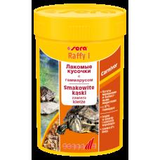 SERA raffy I — деликатесный корм для мелких плотоядных рептилий и амфибий, 100 мл (12 г) (арт. TYZ 1740)