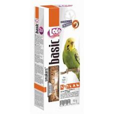LOLO Pets Smakers с фруктами для волнистых попугаев (арт. LO 72108)