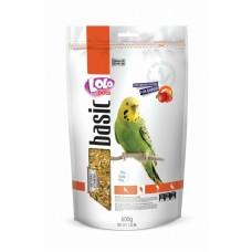 LOLO Pets Корм фруктовый для волнистых попугаев Doypack (арт. LO 70215)