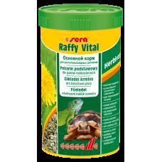 SERA raffy Vital — корм для растительноядных рептилий (арт. TYZ 1832, 1837)