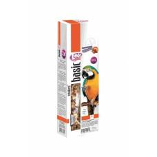 LOLO Pets Smakers Mega с орехами и фруктами для крупных попугаев (арт. LO 72701)