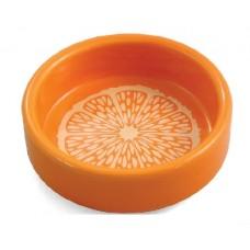 Triol Миска керамическая Апельсин 0,1 л (арт. ТР 30231001)