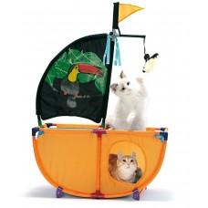 Kitty City - Игровой комплекс для кошек Карибская жемчужина