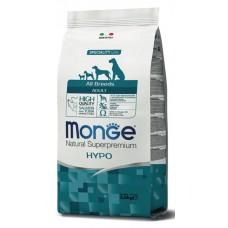 Monge Hypoallergenic Fish гипоаллергенный корм для собак с тунцом и лососем