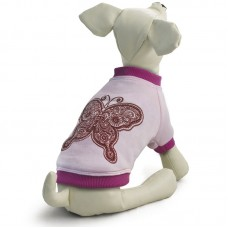 Triol - Толстовка Бабочка для собаки, розовая (ТР 12281059, 12281060, 12281061, 12281062)