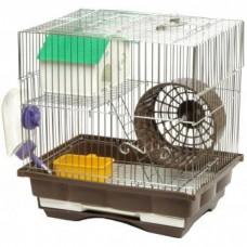 HAPPY Animals Клетка для грызунов 30х23х21 см (арт. ХЭП 115)