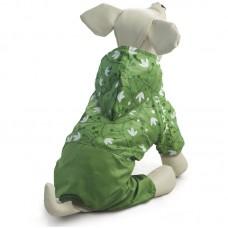 Triol - дождевик Подснежники, зеленый (арт. ТР 12251079, 12251080, 12251081, 12251083)