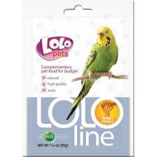 LOLO Pets Lololine - Медовые жемчужины для всех птиц (арт. LO 72144)