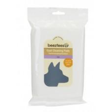 Beeztees Talc влажные салфетки для собак всех пород с ароматом талька, 40 шт