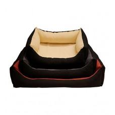 Cat House лежанка прямоугольная 2-х сторонняя для кошек, плащевка+синтепон, несколько размеров (арт. CH67)