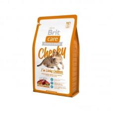 Brit Care Cat Cheeky Outdoor - для активных кошек и кошек уличного содержания