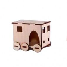 ВАКА Игрушка для грызуна Вагончик (арт. TYZ 56937)